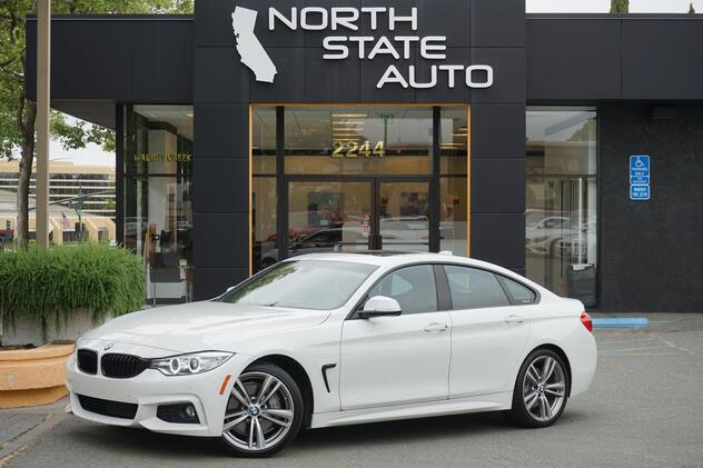 2016_BMW_4 Series_435i_ Walnut Creek CA