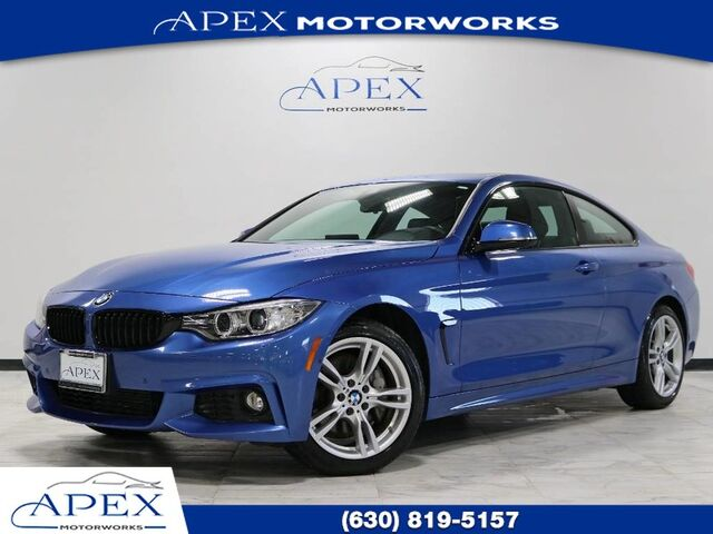 2016 BMW 4 Series 435i xDrive Burr Ridge IL