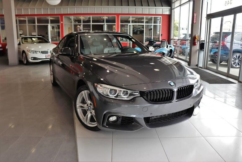 2016 BMW 4 Series 435i xDrive M-Sport Package Springfield NJ