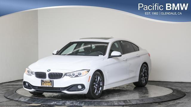 2016 BMW 4 Series 4dr Sdn 428i RWD Gran Coupe SULEV Glendale CA
