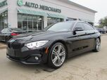 2016 BMW 4-Series Gran Coupe 428i , Sport Line, Driver Assistance Package,Navigation System,Back-Up Camera, Heated Seats