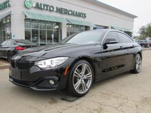 2016_BMW_4-Series Gran Coupe_428i , Sport Line, Driver Assistance Package,Navigation System,Back-Up Camera, Heated Seats_ Plano TX
