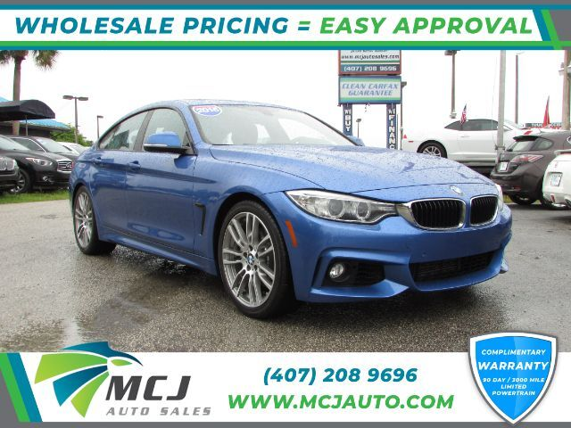 2016 BMW 4-Series Gran Coupe 428i M-Sport