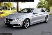 2016 BMW 428 Sport Line Coupe with Drivers Assistance Pkg MSRP $46,645 18 Wheels/Navigation/ One Owner CA Car