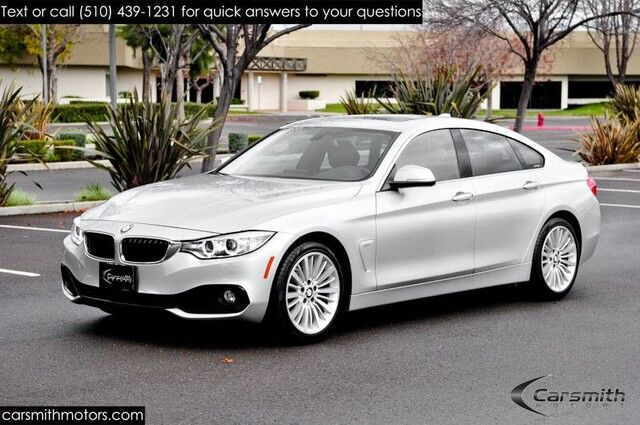 2016 BMW 428 Sport Sedan wTechnology Pkg and Heads Up MSRP $50,820 Drivers Assistance Pkg/Harmon Kardon/One Owner Fremont CA