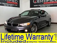 BMW 428i COUPE M SPORT NAVIGATION SUNROOF REAR CAMERA PARK ASSIST HEATED LEATHER SEA 2016