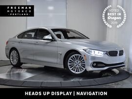 2016 BMW 428i Gran Coupe Luxury Head-Up Display Nav Htd Seats