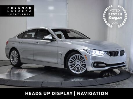 2016_BMW_428i_Gran Coupe Luxury Head-Up Display Nav Htd Seats_ Portland OR