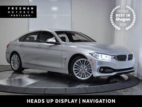2016 BMW 428i Gran Coupe Luxury Head-Up Display Nav Htd Seats Portland OR