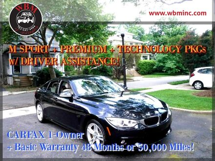 2016_BMW_428i Gran Coupe xDrive_w/ M Sport Package_ Arlington VA