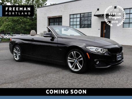 2016_BMW_428i_Hardtop Convertible Heated Seats Comfort Access_ Portland OR