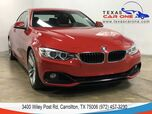2016 BMW 428i SPORT LINE DRIVER ASSIST PKG SUNROOF LEATHER SPORT SEATS REAR CA