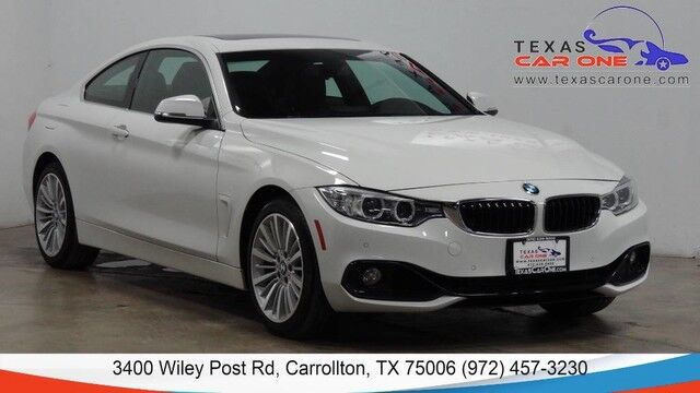 2016 BMW 428i xDrive AWD DRIVER ASSIST PKG SUNROOF LEATHER HEATED SEATS REAR CAMERA Carrollton TX