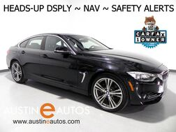 2016_BMW_428i xDrive Gran Coupe_*LUXURY LINE, HEADS-UP DISPLAY, DRIVING ASSISTANT, NAVIGATION, BLIND SPOT ALERT, TOP/SIDE/REAR CAMERAS, HARMAN/KARDON, LIGHTING PKG_ Round Rock TX