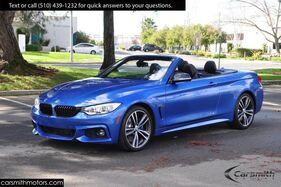 2016_BMW_435 M Sport Convertible TRACK HANDLING MSRP $70,245_LOADED ESTORIL BLUE/COLD WEATHER/19 WHEELS_ Fremont CA