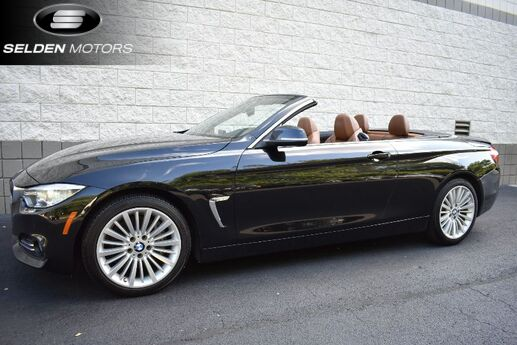 2016 BMW 435i Convertible Luxury Package Willow Grove PA