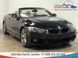 2016_BMW_435i Convertible_M SPORT DRIVER ASSIST PKG TECH PKG PREMIUM PKG NAVIGATION HARMAN_ Carrollton TX