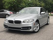 2016_BMW_5 Series_4dr Sdn 528i RWD_ Cary NC