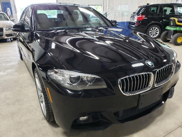 2016 BMW 5 Series 4dr Sdn 535i xDrive AWD Pittsfield MA
