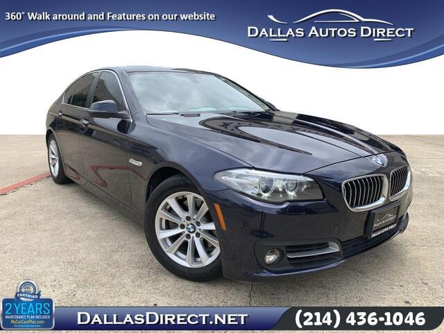 2016 BMW 5 Series 528i Carrollton  TX