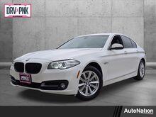 2016_BMW_5 Series_528i_ Houston TX