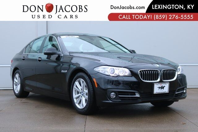 2016 BMW 5 Series 528i Lexington KY