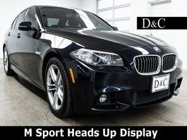 2016_BMW_5 Series_528i M Sport Heads Up Display_ Portland OR