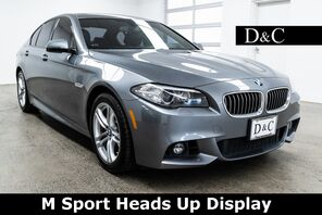 2016_BMW_5 Series_528i M Sport Heads Up Display_ Portland OR