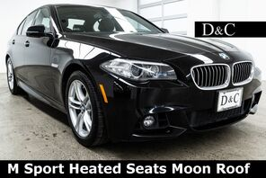 2016_BMW_5 Series_528i M Sport Heated Seats Moon Roof_ Portland OR