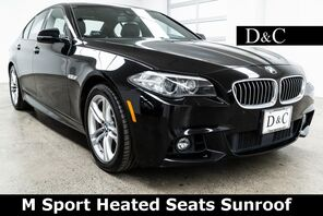 2016_BMW_5 Series_528i M Sport Heated Seats_ Portland OR