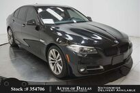 BMW 5 Series 528i NAV,CAM,SUNROOF,HTD STS,PARK ASST,19IN WLS 2016