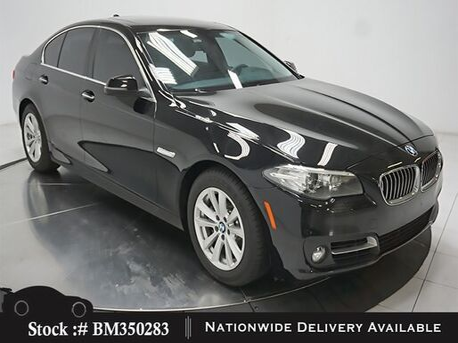 2016_BMW_5 Series_528i NAV,SUNROOF,17IN WHLS,HID LIGHTS_ Plano TX