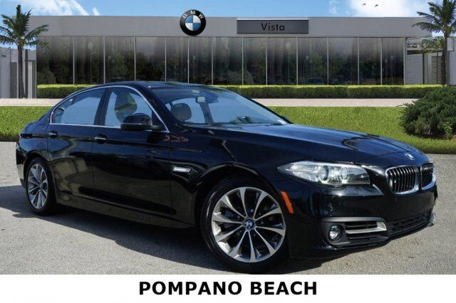 2016 BMW 5 Series 528i Pompano Beach FL