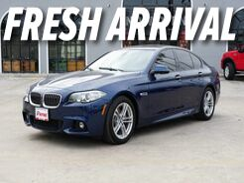 2016_BMW_5 Series_528i_ Weslaco TX