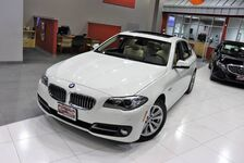 2016 BMW 5 Series 528i xDrive 1 Owner Premium Package Cold Weather Package Driving Assistance Package 1 Owner