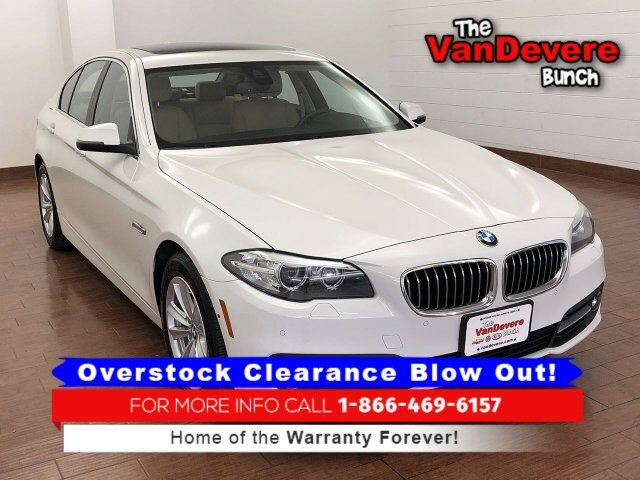 2016 BMW 5 Series 528i xDrive Akron OH