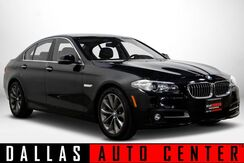 2016_BMW_5-Series_528i xDrive_ Carrollton TX