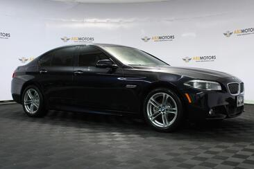 2016_BMW_5 Series_528i xDrive_ Houston TX