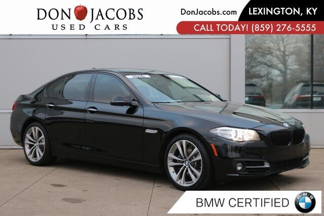 2016 BMW 5 Series 528i xDrive Lexington KY
