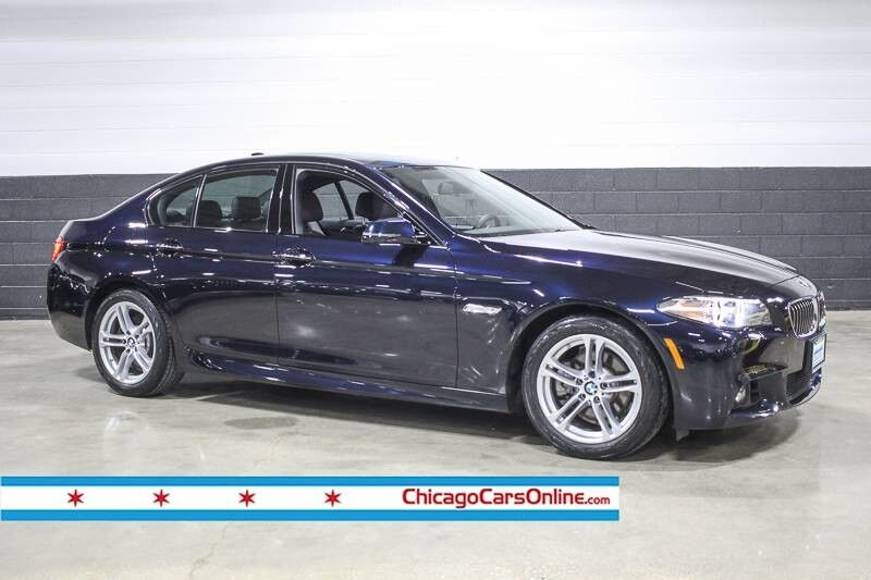 2016 BMW 5 Series 528i xDrive M-Sport