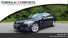 2016_BMW_5 Series_528i xDrive / NAV / HTD STS / SUNROOF / CAMERA_ Charlotte NC