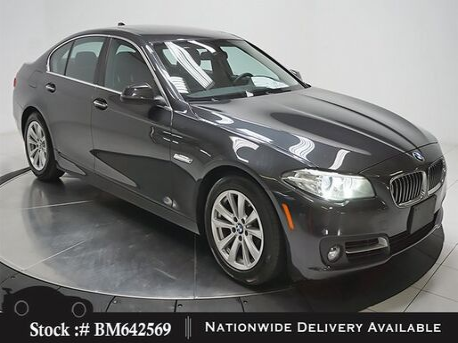 2016_BMW_5 Series_528i xDrive NAV,CAM,SUNROOF,HTD STS,PARK ASST_ Plano TX