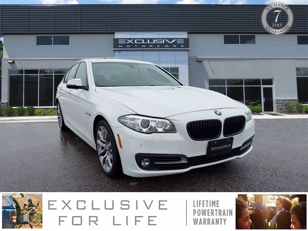 2016 BMW 5 Series 528i xDrive Randallstown MD