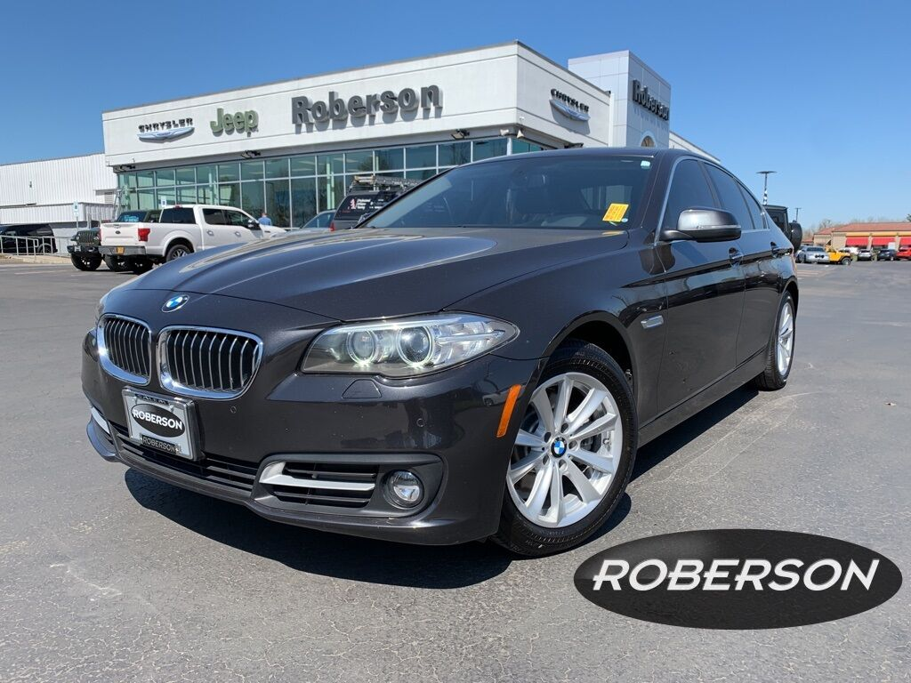 2016 BMW 5 Series 528i xDrive Salem OR