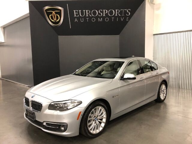 2016 BMW 5 Series 528i xDrive Salt Lake City UT