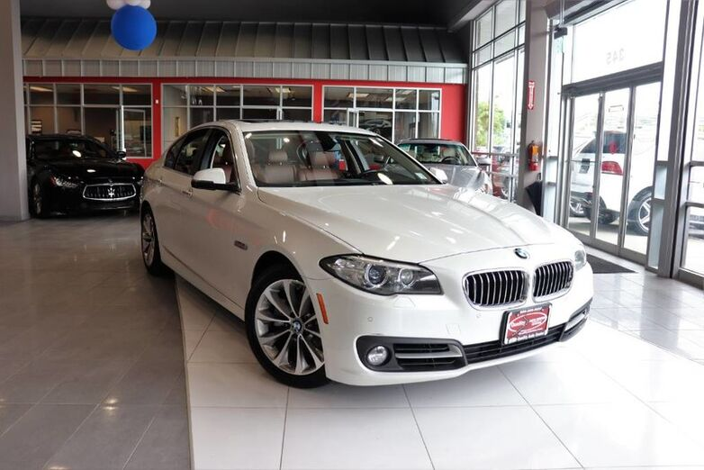 2016 BMW 5 Series 528i xDrive Springfield NJ
