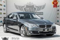 BMW 5 Series 535d xDrive, DIESEL, AWD, NO ACCIDENT, NAVI, 360 CAM, HEADS-UP 2016