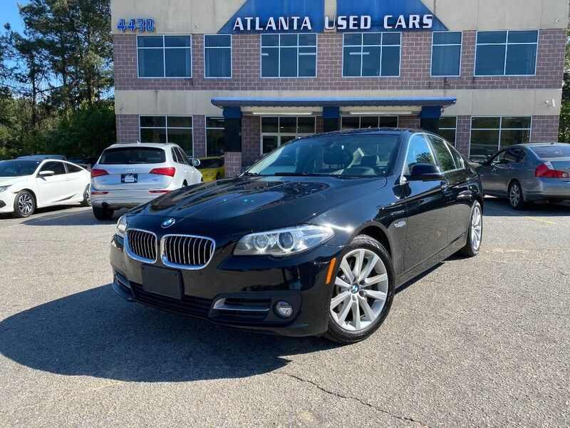 2016 BMW 5 Series 535d xDrive Lilburn GA
