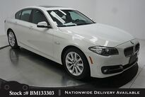 BMW 5 Series 535i DRVR ASST,NAV,CAM,SUNROOF,PARK ASST,HEADS UP 2016
