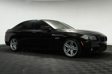 2016_BMW_5 Series_535i_ Houston TX